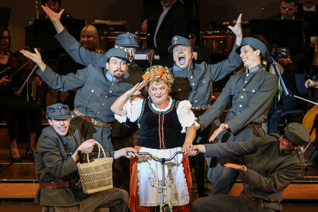 Bor, dal, asszony - operett gála